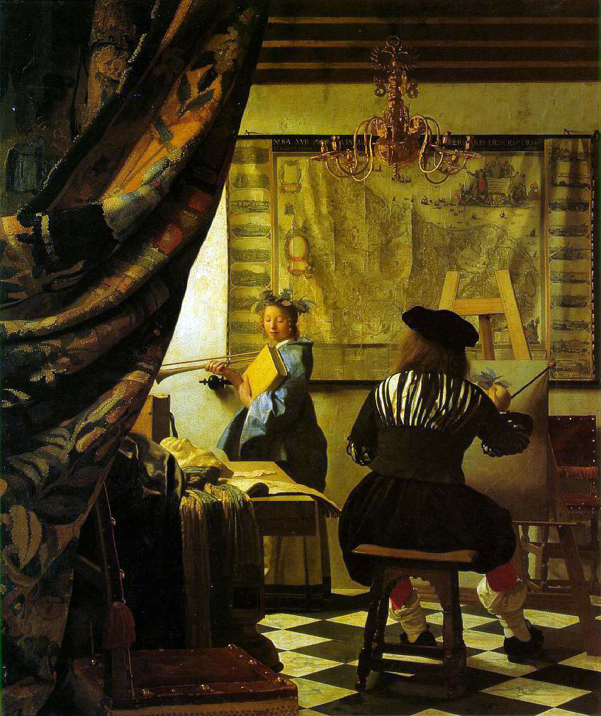 Vermeer's Art of Painting